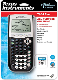 Mathamatic Calculator Ti-84 Plus