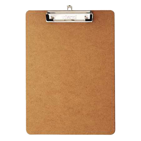 Clipboard Low Profile (SKU 1021290514)