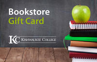 1 Kish Bookstore Gift Card
