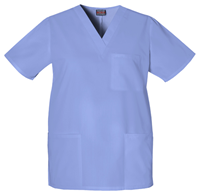 Nursing Cna Course 100 Scrub Top Unisex